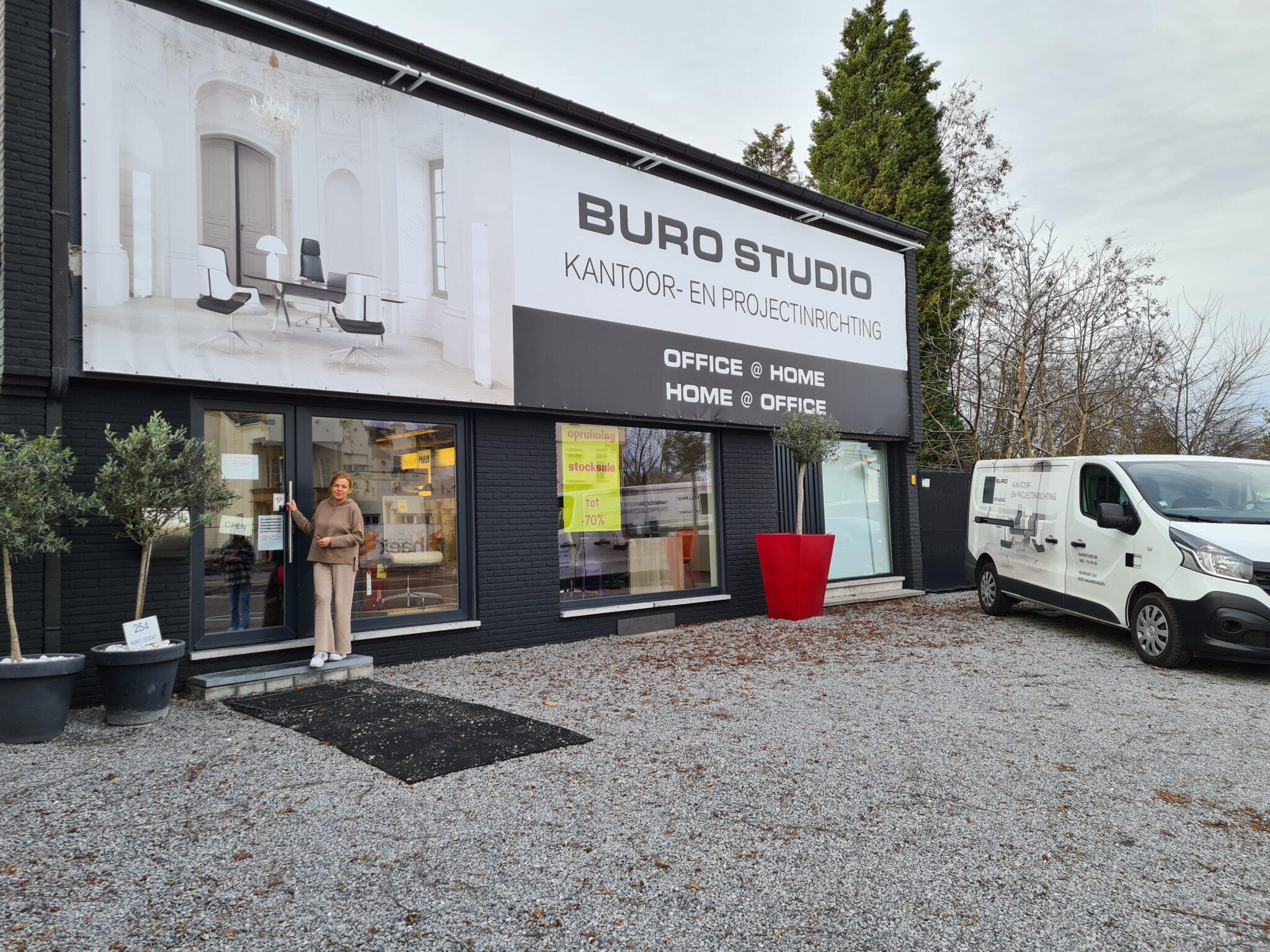 BURO STUDIO Buitenreclame